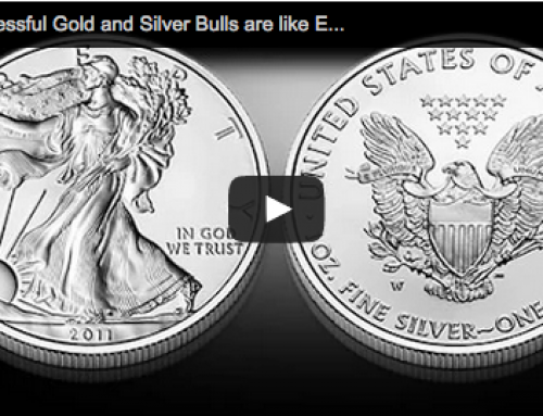 How Successful Gold and Silver Bulls are like Ebola Fighters