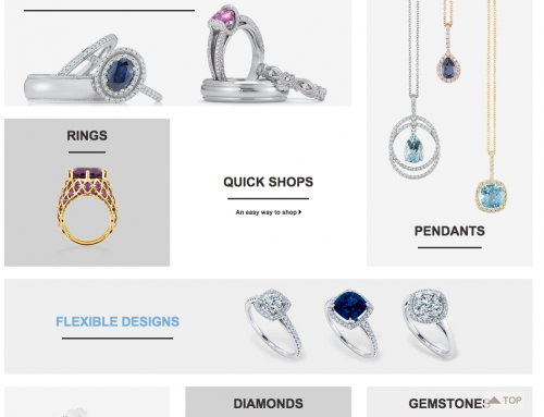 Buy custom jewelry online