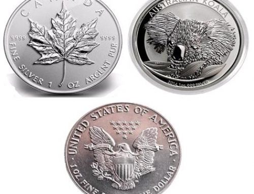 Global Mints See Strong Silver Sales For A Second Year