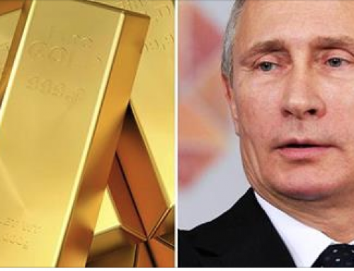 Why is Putin buying gold?