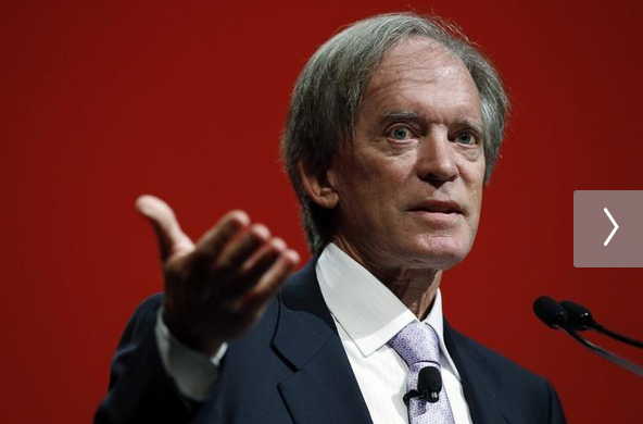 Janus' Bill Gross warns low interest rate dangers