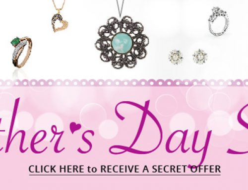 Mother's Day Sale thru Sunday, May 10