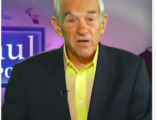 Empires Always Fail: Ron Paul's Final Word