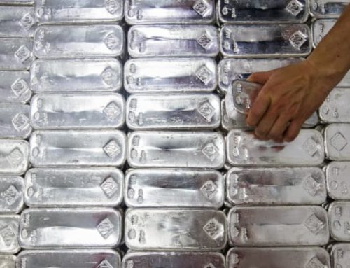 Silver is up over 70% in a year and projected to go higher.